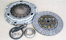 LAND CRUISER 8/74-8/87 FJ40/45/55 CLUTCH KIT