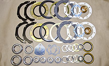 Land Cruiser Disc Brake Bearing Kit