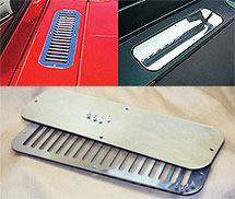 1965-1977 40 Series Stainless Steel Top Vent