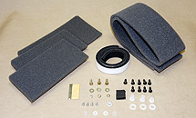 40 & 55 Series Land Cruiser Heater Restoration Kits