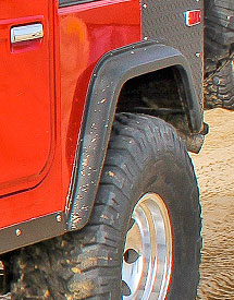 FJ40 Unbreakable Fender Flares From Specter Off-Road