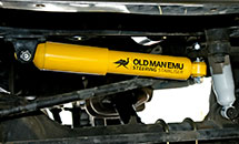Old Man Emu Steering Stabilizers