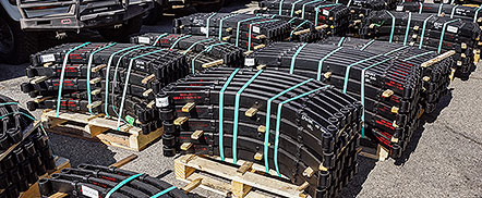 SOR Shipment of Heavy Duty Leaf Springs
