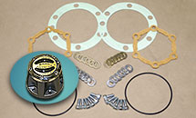 Land Cruiser Warn Hub Service Kit