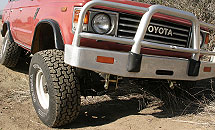 SOR Heavy Duty Land Cruiser Suspension Kit