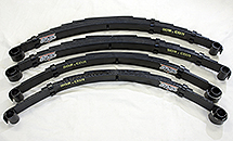 SOR Heavy Duty Land Cruiser Leaf Springs