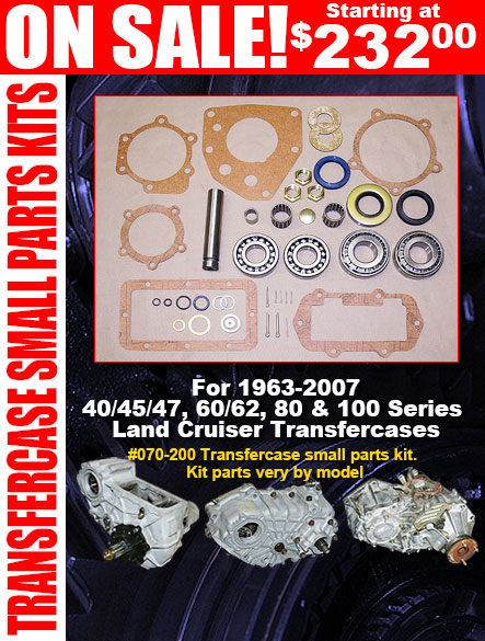 Specter Off-Road, Land Cruiser Parts and Accessories