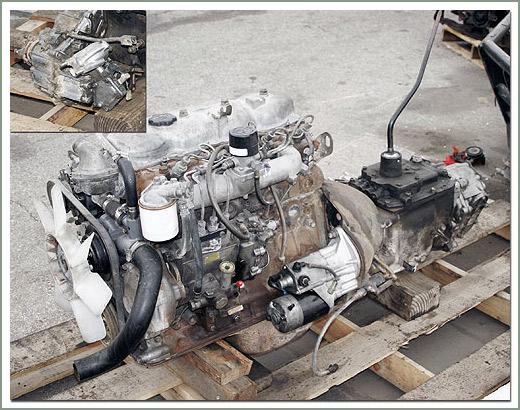 Ut Amp T Big on Used Crate Engines