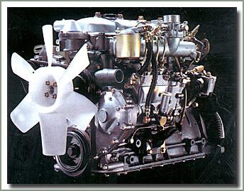 land cruiser diesel engines rh sor com Toyota 13BT Toyota 4B Engine