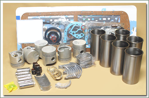 Land Cruiser Diesel Engine Rebuild Kits