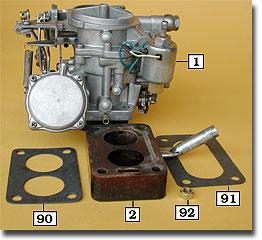 land cruiser carburetors parts kits gaskets rh sor com