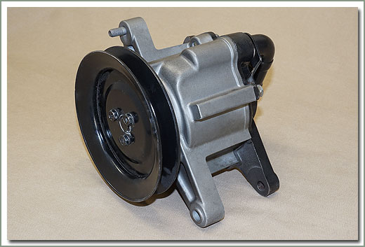 Land Cruiser Emission Pump, Bracket, O2 Sensor & ABV 9/72-8/92