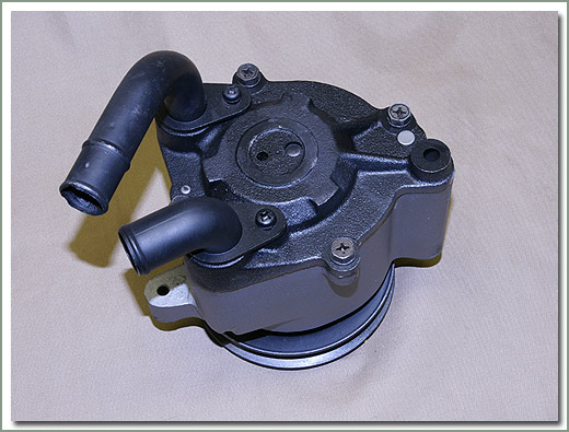 Land Cruiser Emission Pumps, Belts Kits, & Vacuum Line