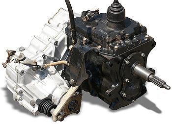 Land Cruiser Compound Low Transmission And Transfercase Combo