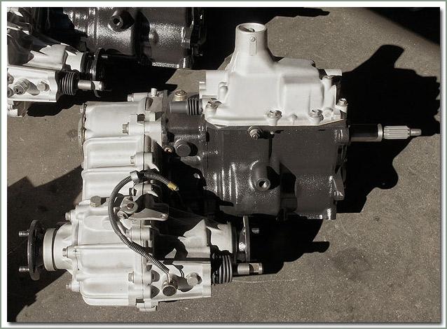 Land Cruiser 5 Speed Transmission & Gaskets