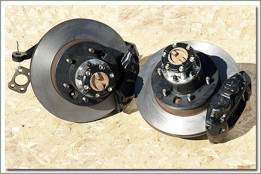 Land Cruiser Front Disc Brakes Fj40 Fj55 Fj60 Amp Fj62