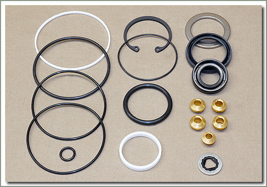Land Cruiser Power Steering Box, Pump, Brackets, Belts & Hoses 40