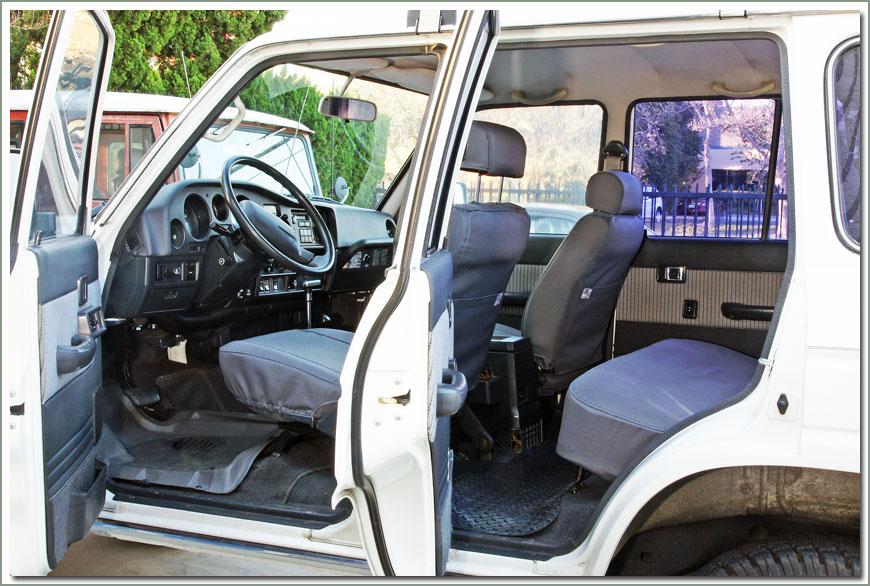 Land Cruiser 60 & 62 Series Interior Body Panels
