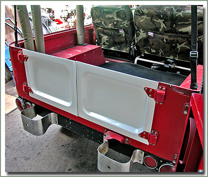 Page 115 Land Cruiser 40 Series Fiberglass Panels