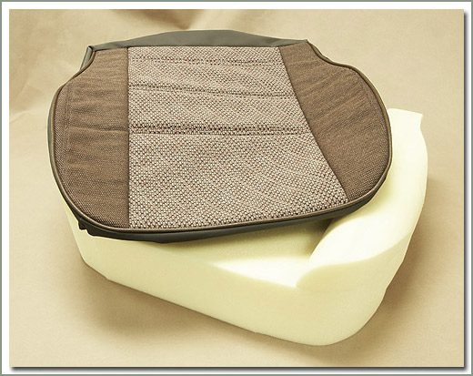 Page 308 Land Cruiser 80 Series Upholstery Kits And Seat