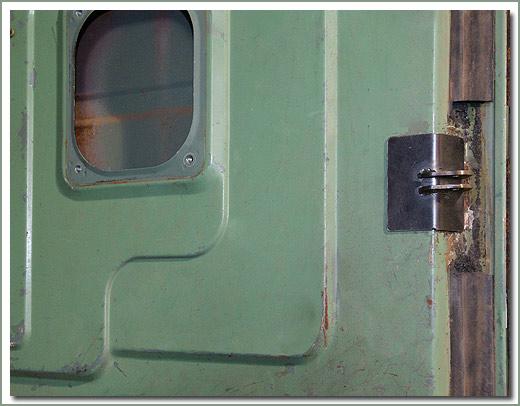 Front Door Limiter Repair Bracket. Highslide JS Highslide JS Highslide JS & Page 124 Land Cruiser Front Door 1963-1974 40 \u0026 45 Series