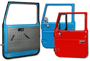 1975-1984 40 Series Land Cruiser Door