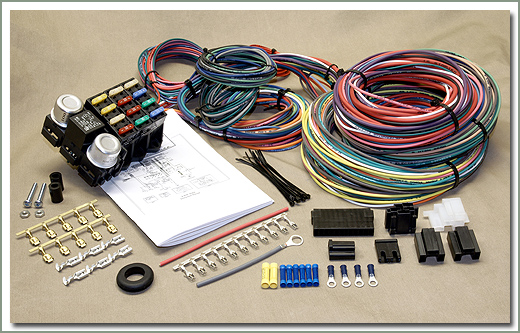 14BG big page 185 land cruiser aftermarket wire harnesses Wire Harness Assembly at bayanpartner.co