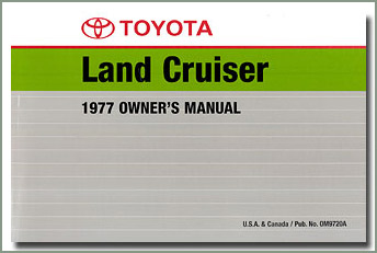 page 223 land cruiser toyota owner manuals rh sor com 1977 Toyota FJ40 Specs Popular 1977 FJ40