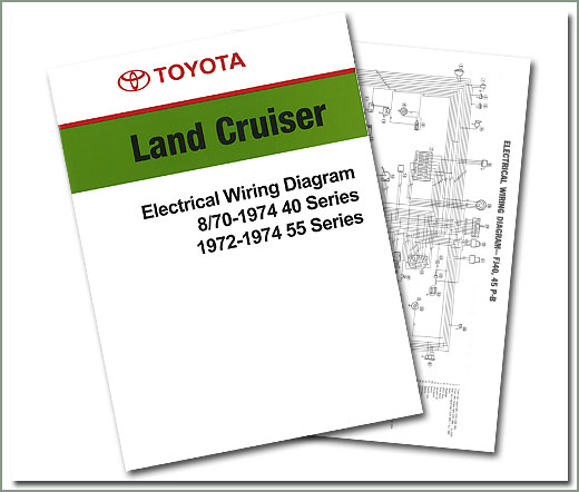 223 11 1971 big page 223 land cruiser toyota ac, wiring diagrams & power steering FJ40 Wiring Harness at mifinder.co
