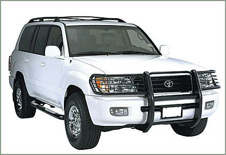 Page 228 Land Cruiser 100 Series Grill & Brush Guard and FJ