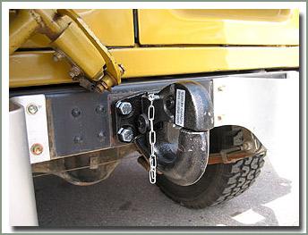 Toyota Diesel Truck >> Page 240 Land Cruiser Pintle Hook & Accessories