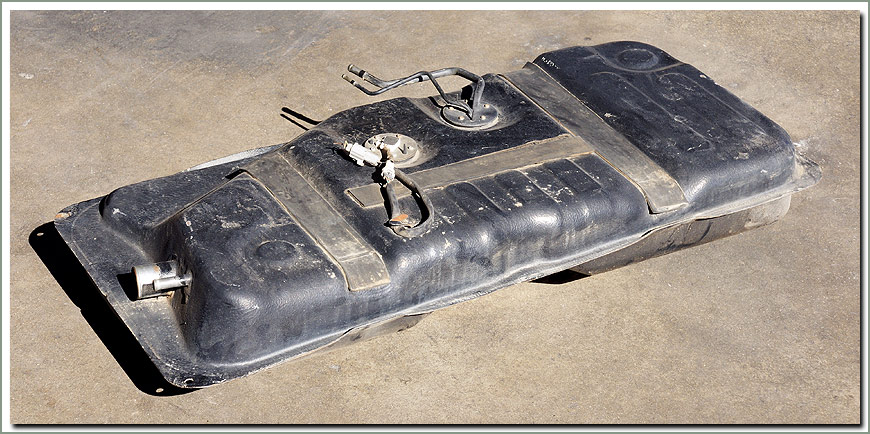 Page 250 Land Cruiser Auxiliary Fuel Tank