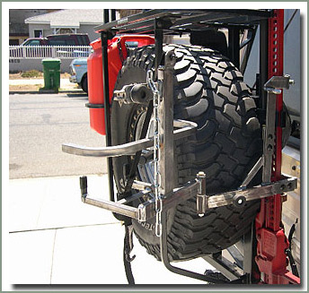 Page 255 Land Cruiser Sor Swing Out Tire Carriers