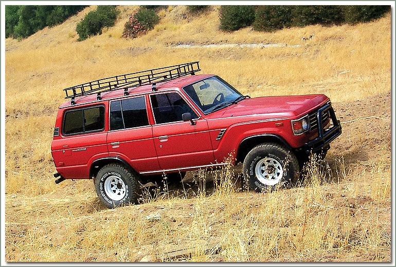 Page 256 Land Cruiser Wilderness Roof Rack Amp Accessories