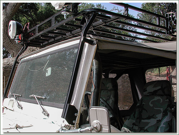 Fj Cruiser Off Road >> Page 258 Land Cruiser SOR Expedition Roof Rack & Accessories