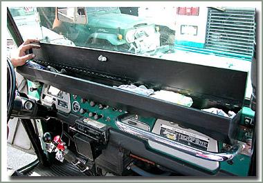 Page 278 Land Cruiser Dash Box Overhead Tray Amp Console