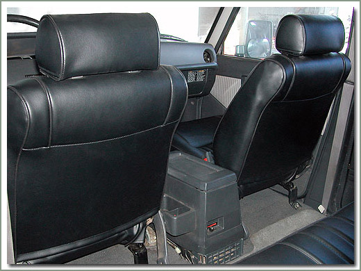 Page 308 Land Cruiser 60 Amp 62 Series Upholstery Kits And