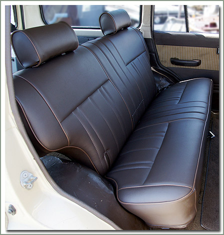 Page 308 Land Cruiser 60 62 Series Upholstery Kits And Seat Cushions