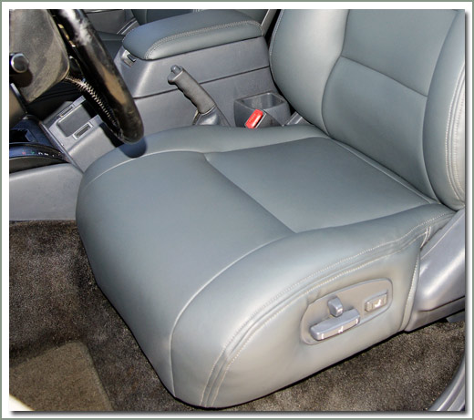Page 308 Land Cruiser 80 Series Upholstery Kits And Seat Cushions