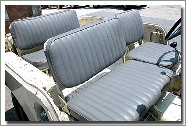 Fj40 Front Bench Seat Bench Seat Installation 65 To 78