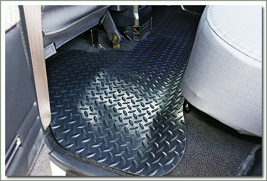 Page 340 Land Cruiser Floor Mats