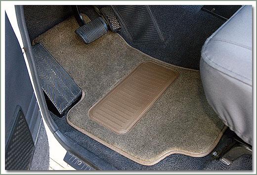 Page 341 Land Cruiser Sor Carpet Trap Mats