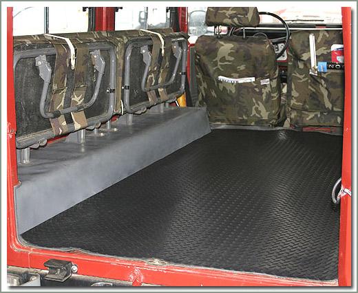 Page 345 Land Cruiser Sor Tuff Tread Floor Liners