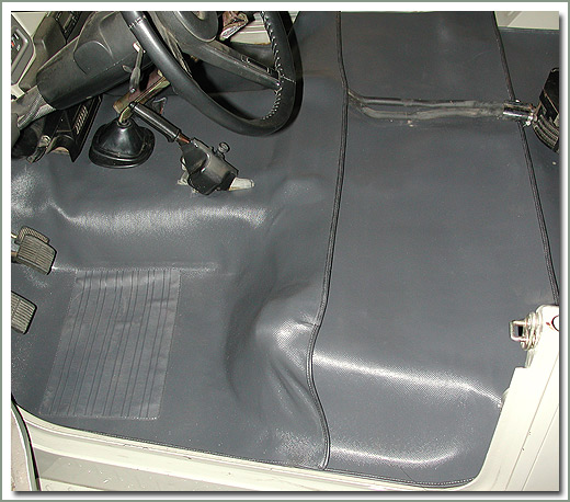 Page 345 Land Cruiser Fj40 Pvc Molded Mat Kit