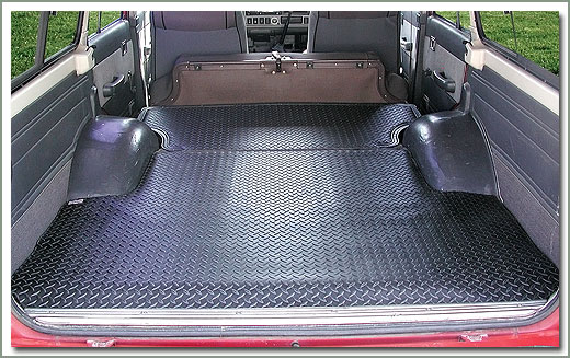 Page 345 Land Cruiser Sor Tuff Tread Floor Liners