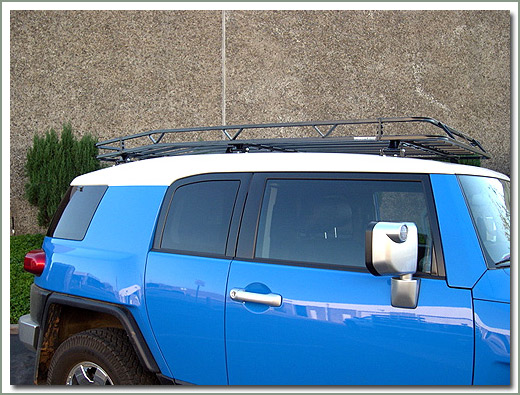Fj Cruiser Roof Racks : Page land cruiser wilderness roof rack accessories