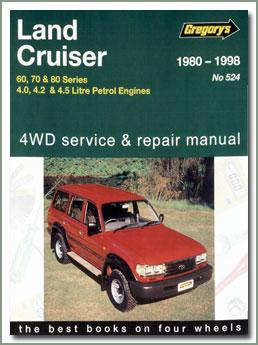 page 220 land cruiser aftermarket repair manuals rh sor com 1992 toyota land cruiser repair manual pdf 1995 Toyota Land Cruiser