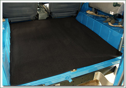 Page 342 Land Cruiser 40 Series Molded Carpet Sets