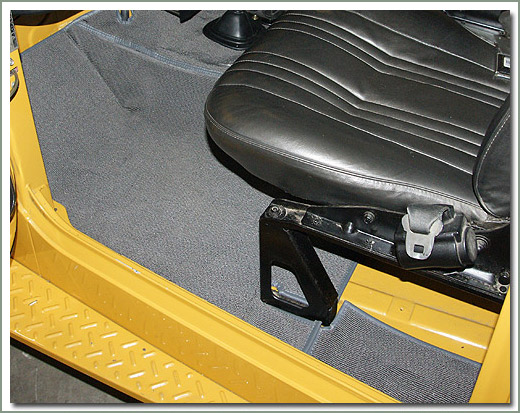 Page 140 Land Cruiser 40 Amp 55 Series Sun Visors Grips