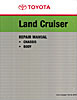 Land Cruiser Factory Service Manuals - Body Chassis